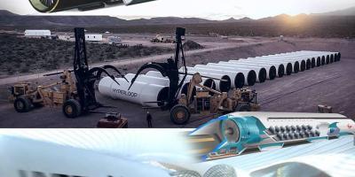 Elon Musk'ın Bir Başka Oyuncağı: Hyperloop