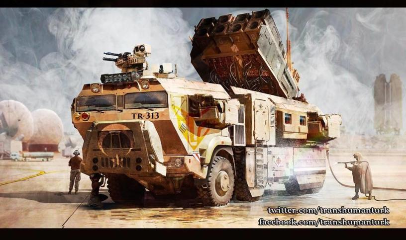 Türk Militarizasyonu