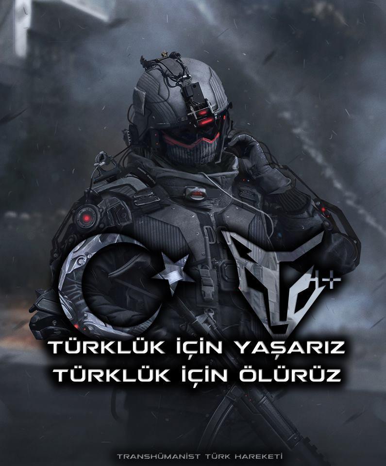 Türk vatanının evlatları!