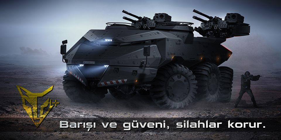 Barışı ve güveni, silahlar korur