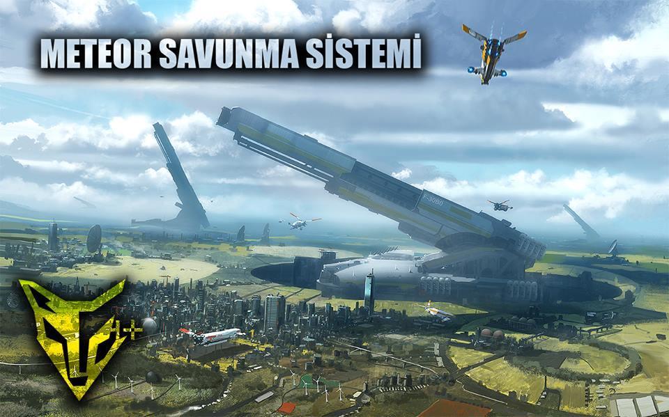 Uzay Savunma Sistemi