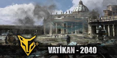 VATİKAN - 2040