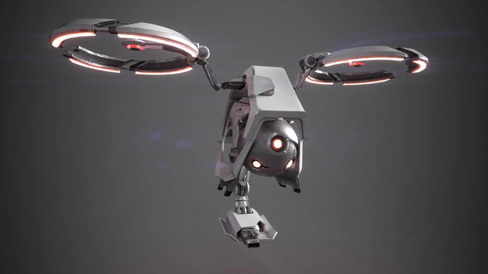 Dronların 5. Nesil Savaş'ta kullanılması
