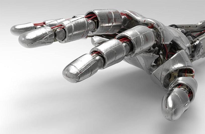 Robot Eller, Yapay Deri ve Dokunma Duyusu
