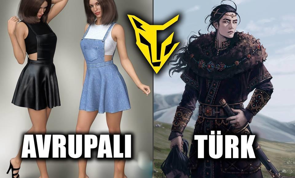 AVRUPALI & TÜRK