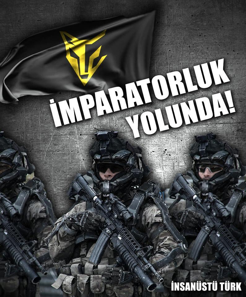 İMPARATORLUK YOLUNDA