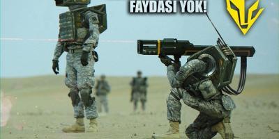 Ordunun Robotlaşması Kaçınılmazdır