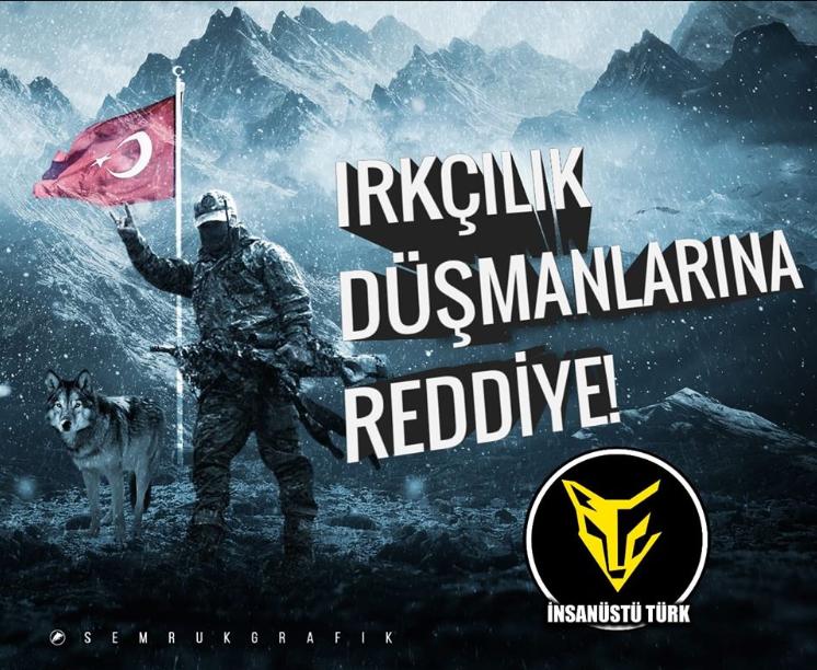 IRKÇILIK DÜŞMANLARINA REDDİYE!